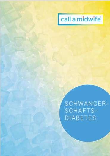 E-Book - Schwangerschafts Diabetes